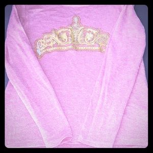 Girls ls top